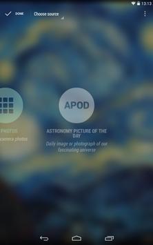 Muzei - Astro. Pic of the Day apk screenshot