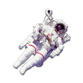 People in Space 图标