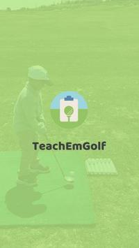 TeachEmGolf poster