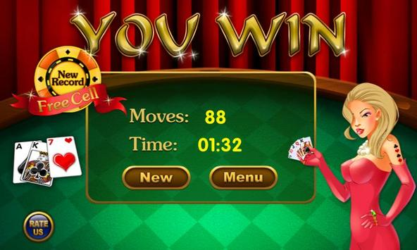 AE FreeCell apk screenshot