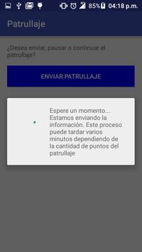 AES El Salvador Patrullaje 4 apk screenshot