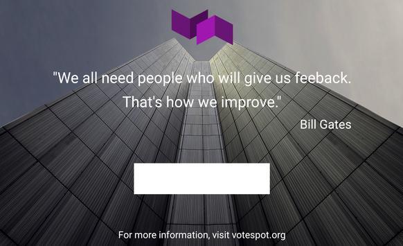 votespot poster