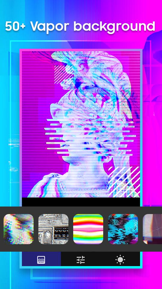 Aesthetic Vaporwave Photo Maker for Android - APK Download