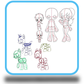 Easy Drawing Collection icon