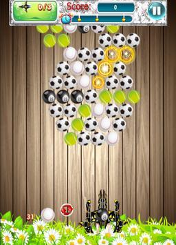 Bubble Ball Shoot screenshot 14