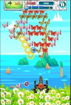 Butterfly Shooter screenshot 1