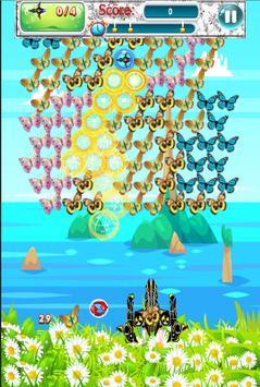 Butterfly Shooter screenshot 4