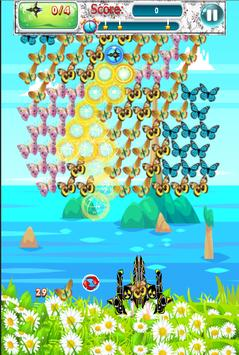 Butterfly Shooter screenshot 4