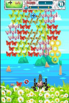 Butterfly Shooter screenshot 8