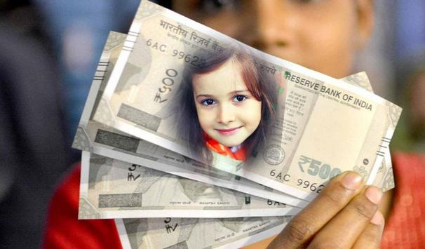 Money Photo Frame screenshot 1