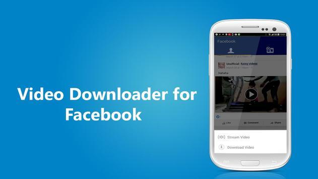 Video Downloader For Facebook screenshot 3