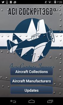 Cockpit360º™ poster