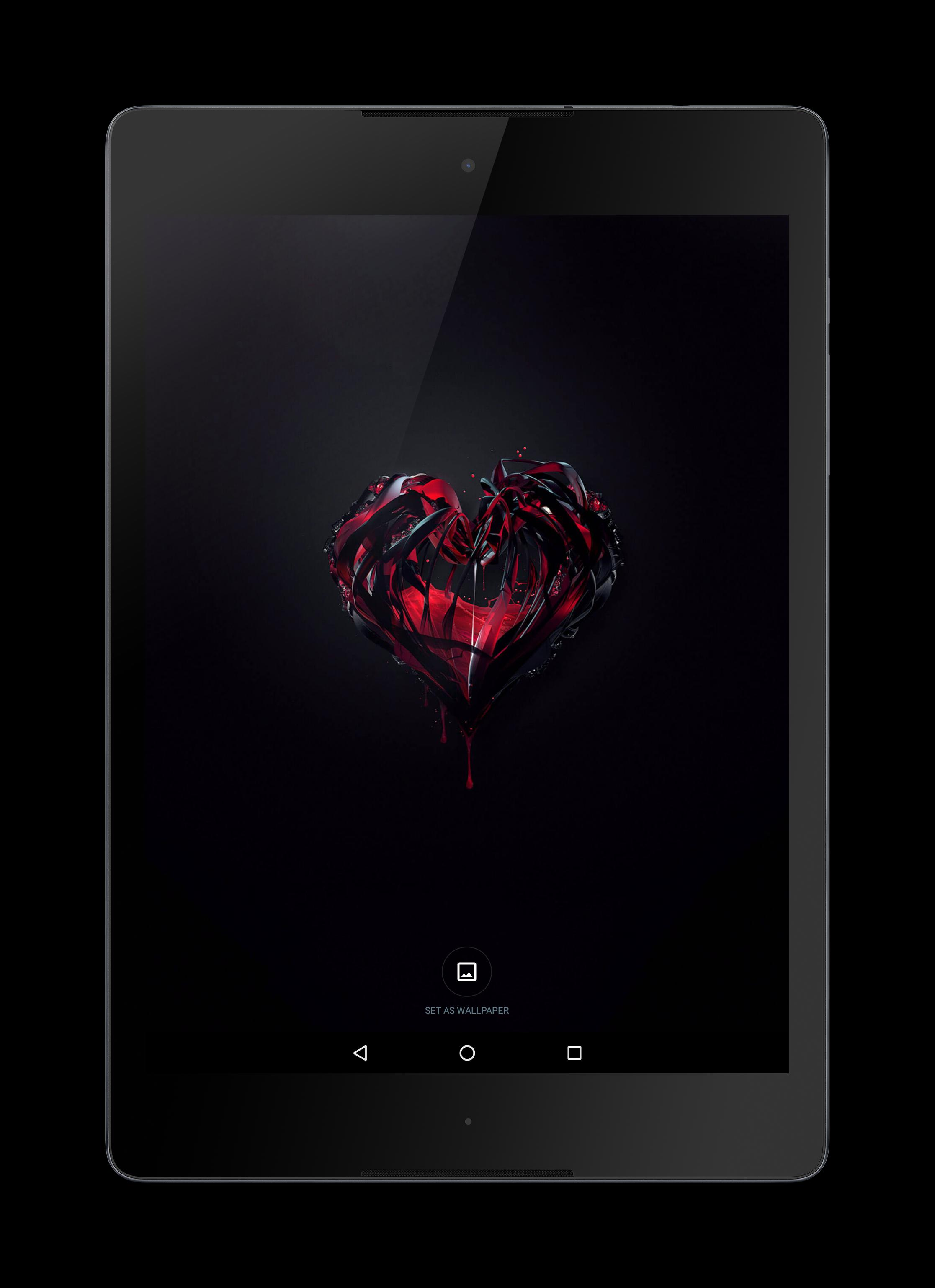 Blacky Dark Wallpapers For Android Apk Download