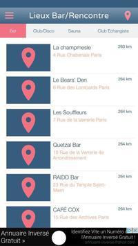 GayXagone Rencontre gratuit screenshot 1