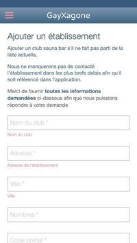 GayXagone Rencontre gratuit screenshot 2