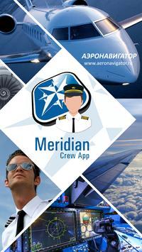 Meridian.Crew App poster