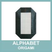 Alphabet Origami icon