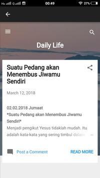 Daily Life screenshot 1