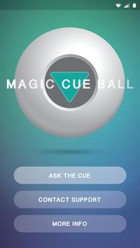 Magic Cue Ball poster