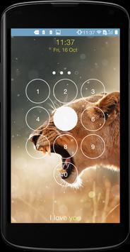 Keypad Lock Screen apk screenshot