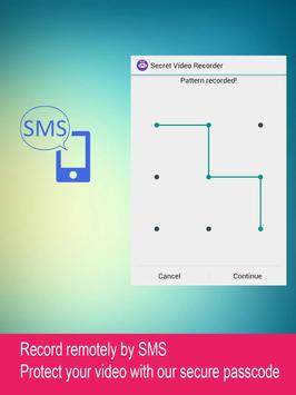 perekam video rahasia apk screenshot