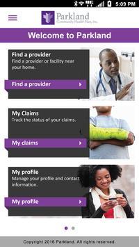 Parkland Community Health Plan apk screenshot