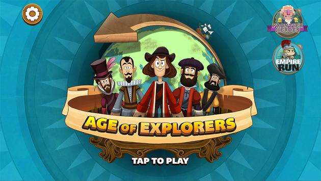 Age of Explorers poster