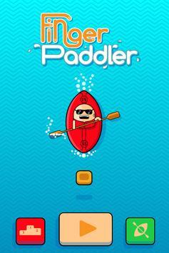 Finger Paddler : Duck Army apk screenshot