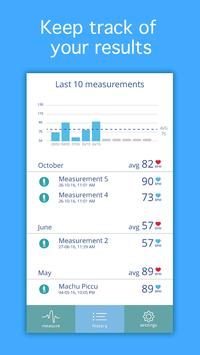 Heart Rate Monitor screenshot 2