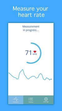 Heart Rate Monitor screenshot 3