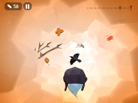 Gravity: falling ball 3d apk screenshot