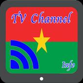 TV Burkina Faso Info Channel icon