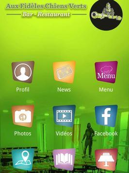 Aux fidèles chiens verts apk screenshot