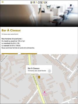 Bar à Ciseaux screenshot 4