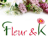 Fleur et k icon