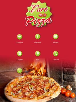 L'art de la Pizza apk screenshot