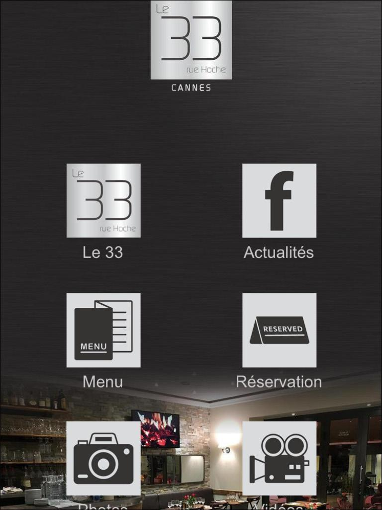 Le 33 poster