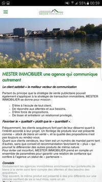 Mester Immobilier screenshot 2