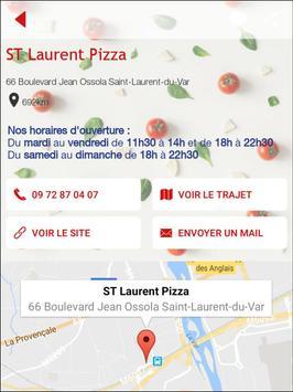ST Laurent Pizza screenshot 4
