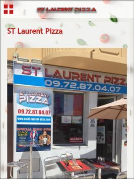 ST Laurent Pizza screenshot 1