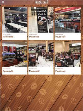 Pause Café - Les Angles apk screenshot