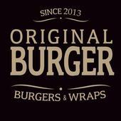 Original burger icon