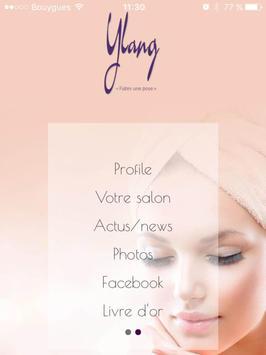 Ylang Esthétique poster