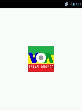 Afaan Oromoo News apk screenshot