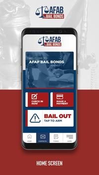 AFAB Bail Bonds poster