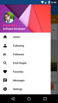 Afghan Social Network apk screenshot