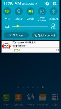 Afghanistan Online Radio screenshot 5