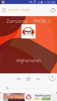 Afghanistan Online Radio poster