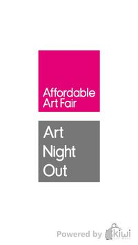 Art Night Out poster