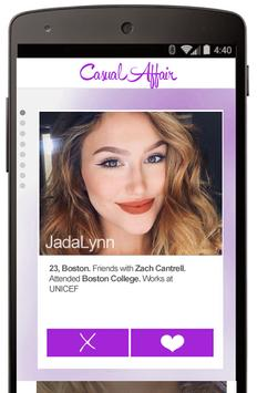Casual Affair Dating App FREE poster ...